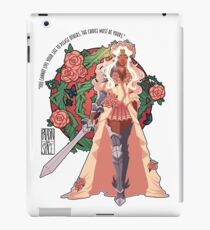 White Queen/Knight Allura iPad Case/Skin