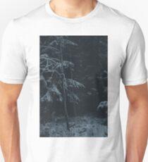 Winter Dark Unisex T-Shirt