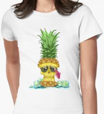A long vacations Women's Fitted T-Shirt
