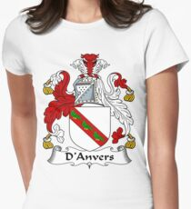 D'Anvers Womens Fitted T-Shirt