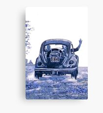 See You Later Dad Canvas Print