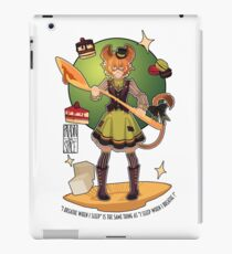 Dormouse Pidge iPad Case/Skin