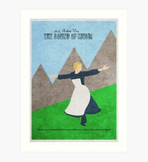 The Sound Of Music Art Print