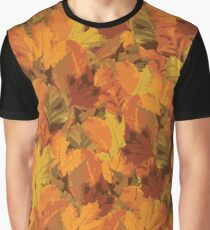 Autumnal Vibes Graphic T-Shirt