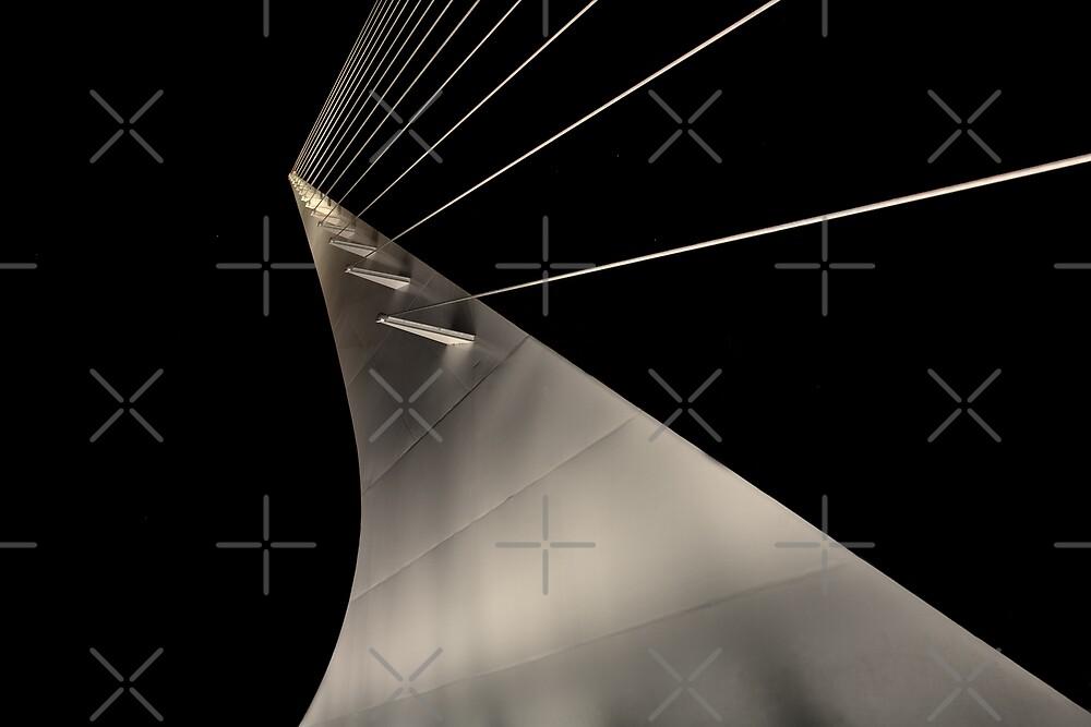 Sundial Bridge by Ben Pacificar