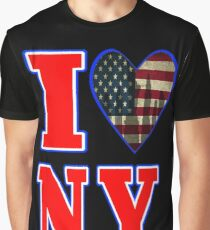 i love new york Graphic T-Shirt