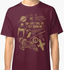 can't take the sky Classic T-Shirt