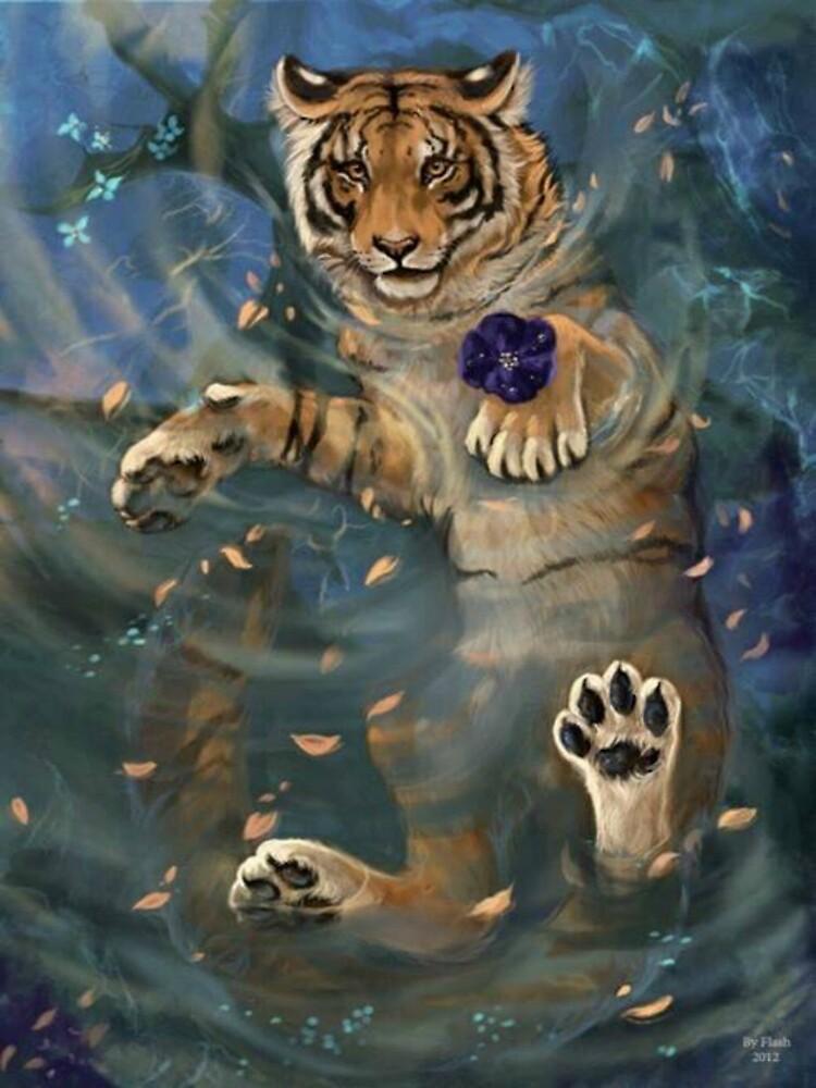 Tiger Lily by kiddruba