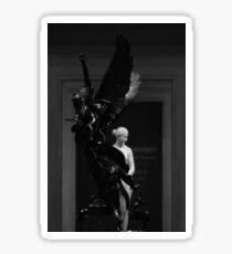 The National Gallery of Art - Washington D.C. Plate No.# II Sticker