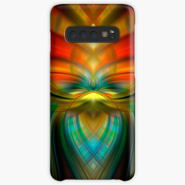 Fire and Ice Samsung Galaxy Snap Case