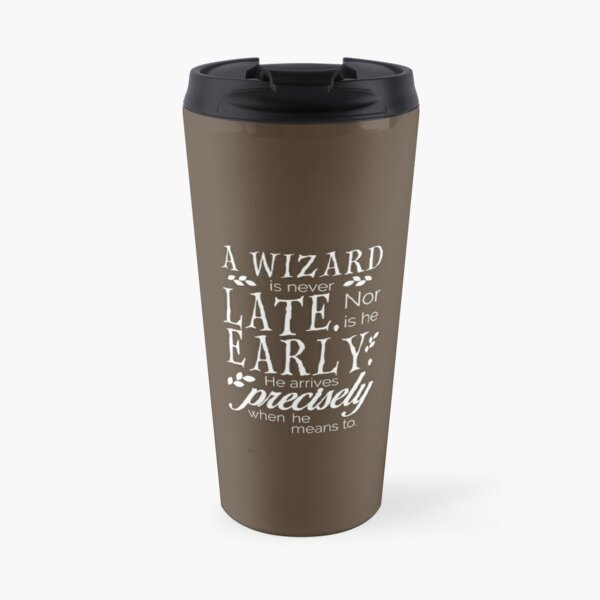 Questionable Punctuality Travel Mug