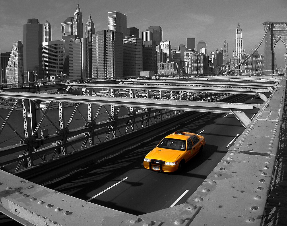 Taxi by RedKen