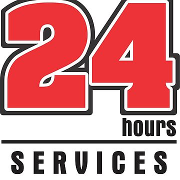 24 Hours Services by littleseed
