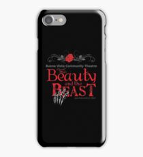 BVCT Beauty and the Beast iPhone Case/Skin