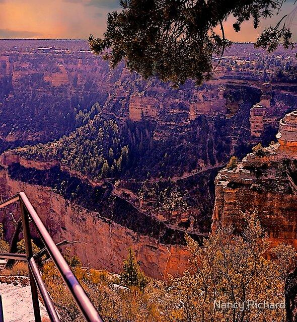 A Grand View by Nancy Richard