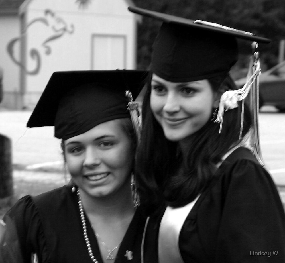 Graduates. by Lindsey W
