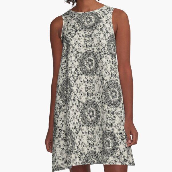 Indica A-Line Dress