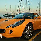 Quay For My Car by RedHillDigital