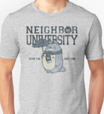 Neighbor University T-Shirt
