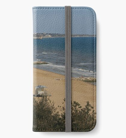 Golden Sands iPhone Wallet