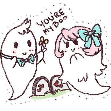 You're My Boo by honeneko