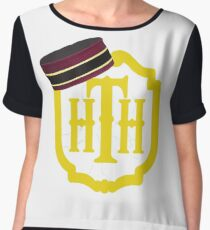 Tower of Terror Women's Chiffon Top