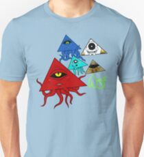 OctoEye Forms Unisex T-Shirt