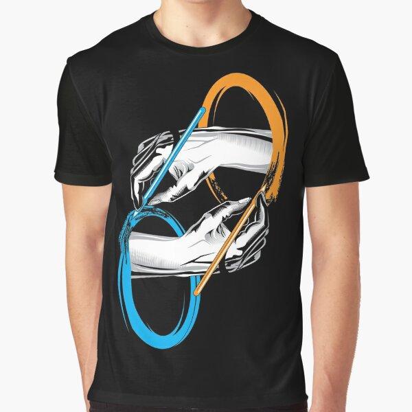 Drawing portals Graphic T-Shirt