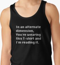 Alternate Dimension Tank Top