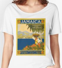 Jamaica Women's Relaxed Fit T-Shirt