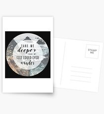 Christian Quote Postcards