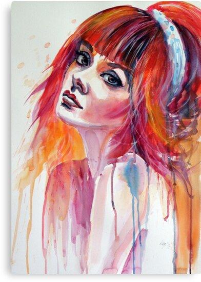 Girl by kovacsannabrigi