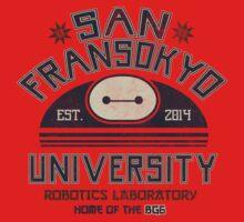 San Fransokyo University | Unisex T-Shirt