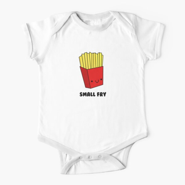 Small Fry Short Sleeve Baby One-Piece