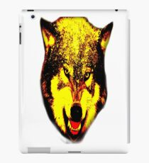 The Great Wolf iPad Case/Skin