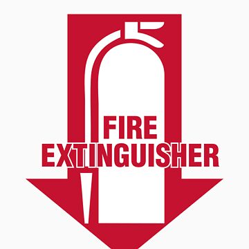 Fire Extinguisher  by MOC2
