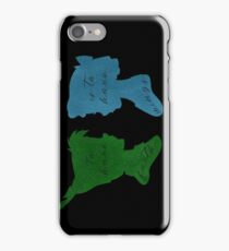 Faith Gives You Wings iPhone Case/Skin