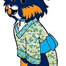 Kimono pup by Inverce