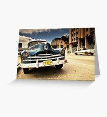 Cuba I Greeting Card