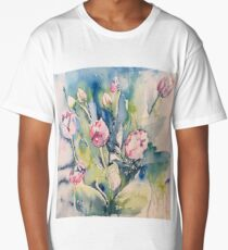 Tulips again Long T-Shirt