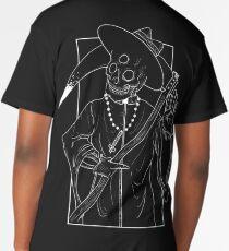 The Priest White Long T-Shirt