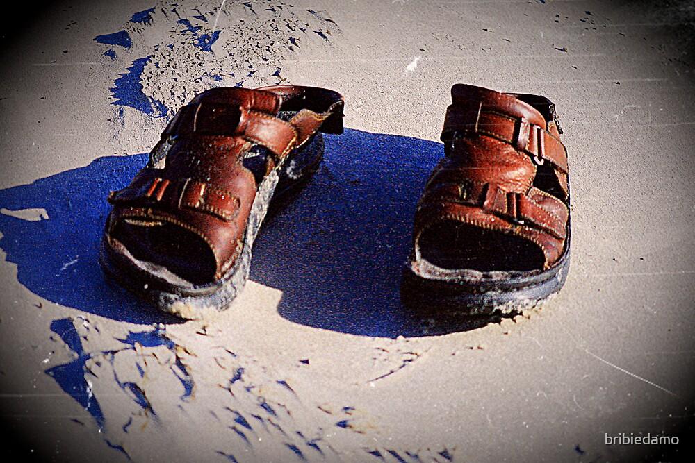 Sandals by bribiedamo