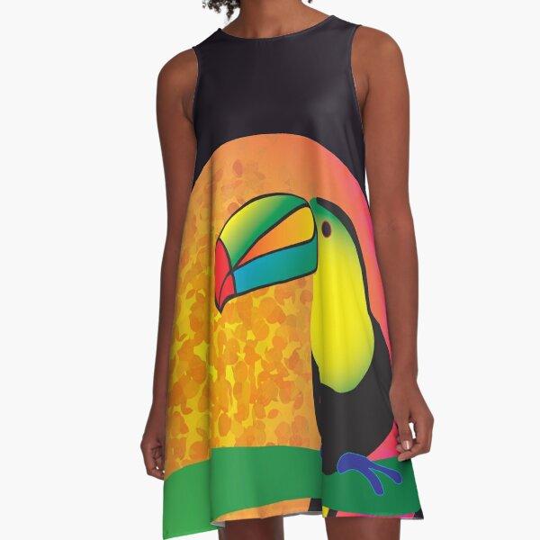 TouCan - Black A-Line Dress