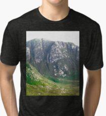 The Poisoned Glen, Donegal, Ireland Tri-blend T-Shirt