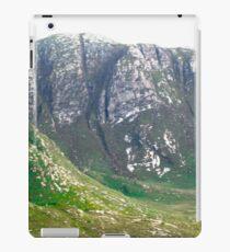 The Poisoned Glen, Donegal, Ireland iPad Case/Skin