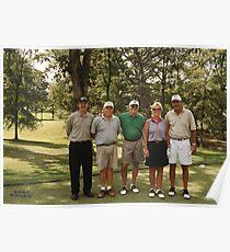 PHOTO 8 OF 19 -PCC GOLFING TOURNAMENT, PADUCAH, KENTUCKY Poster