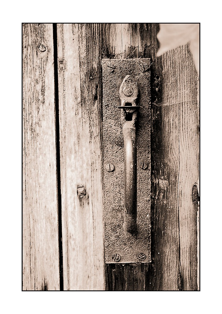 Door Handle by carvajal