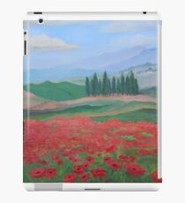 Somewhere in Tuscany iPad Case/Skin