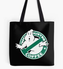 Ghostbusters Coffee Tote Bag