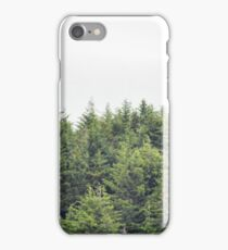 Verdant Tree Tops iPhone Case/Skin